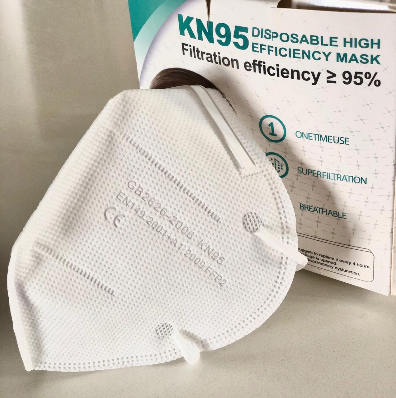 image KN95 / FFP2 mask